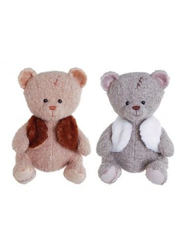 OSO PELUCHE THE GREAT LEOPOLD & ARNOLD - H25CMX10